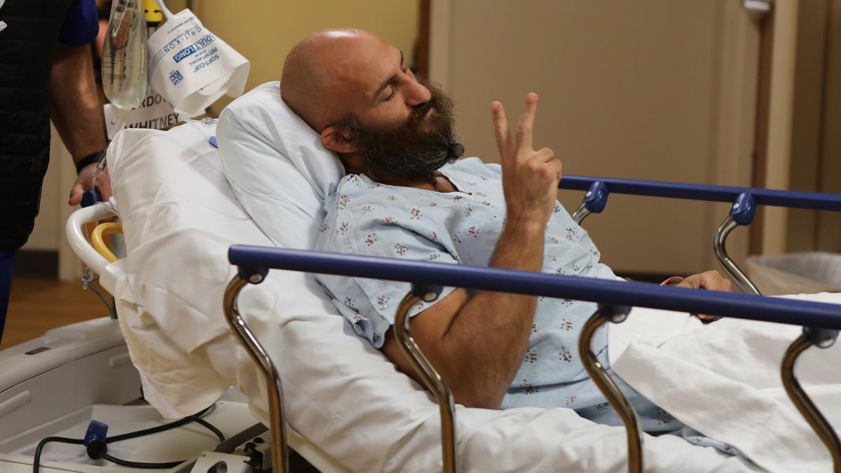 Tommaso Ciampa Undergoes Neck Surgery