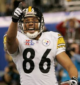 Happy Birthday to former WR Hines Ward.