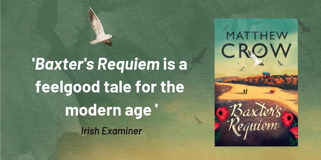 Image result for baxters requiem book