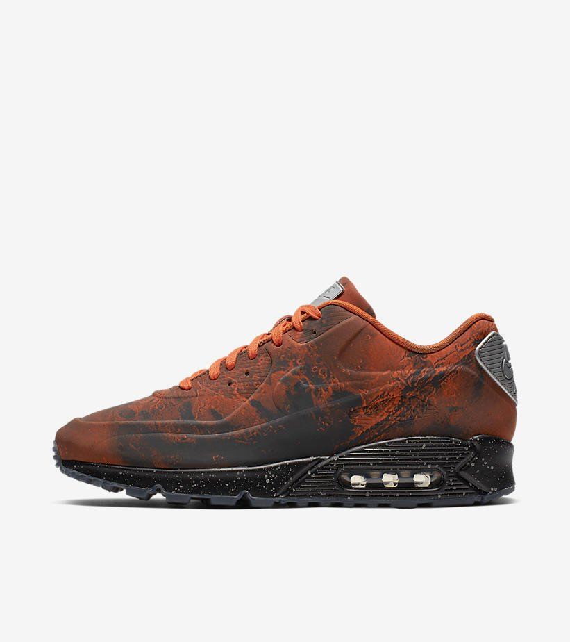 best authentic 12d7b f0413 Official Images of Nike Air Max 90 QS  Mars Landing  releasing on March  16th http   bit.ly 2EIp09h pic.twitter.com ujZP72egUY