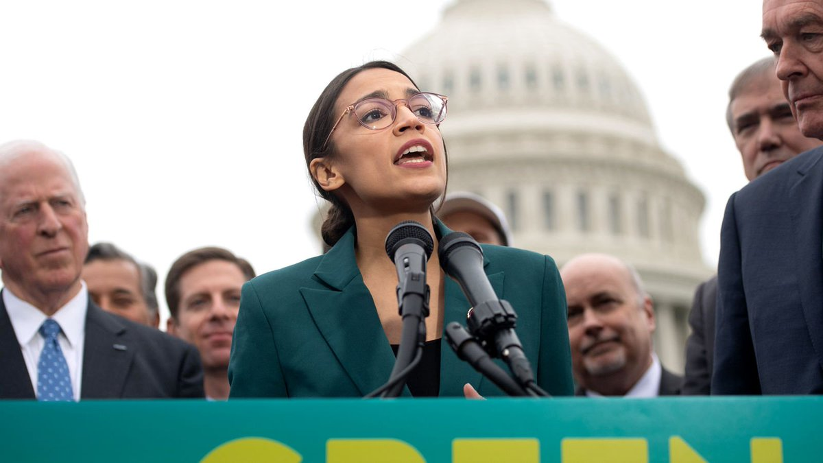 Americans Apparently Happy to Support Green New Deal – So Long as Others Pay for It…