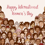 Image for the Tweet beginning: Happy International Women's Day! #BalanceforBetter