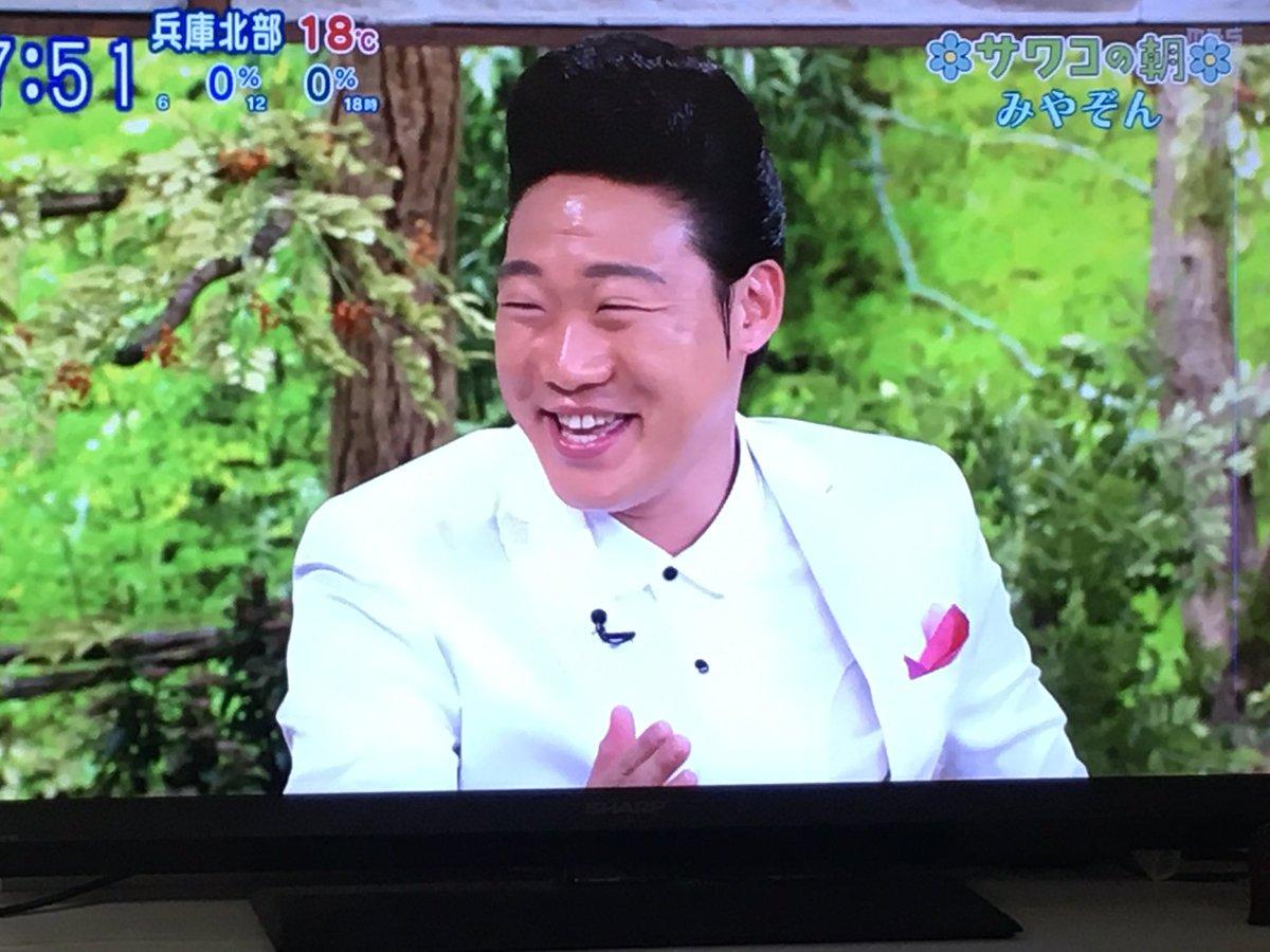 yaso's photo on #サワコの朝