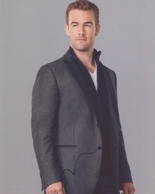 Happy Birthday, James Van Der Beek!