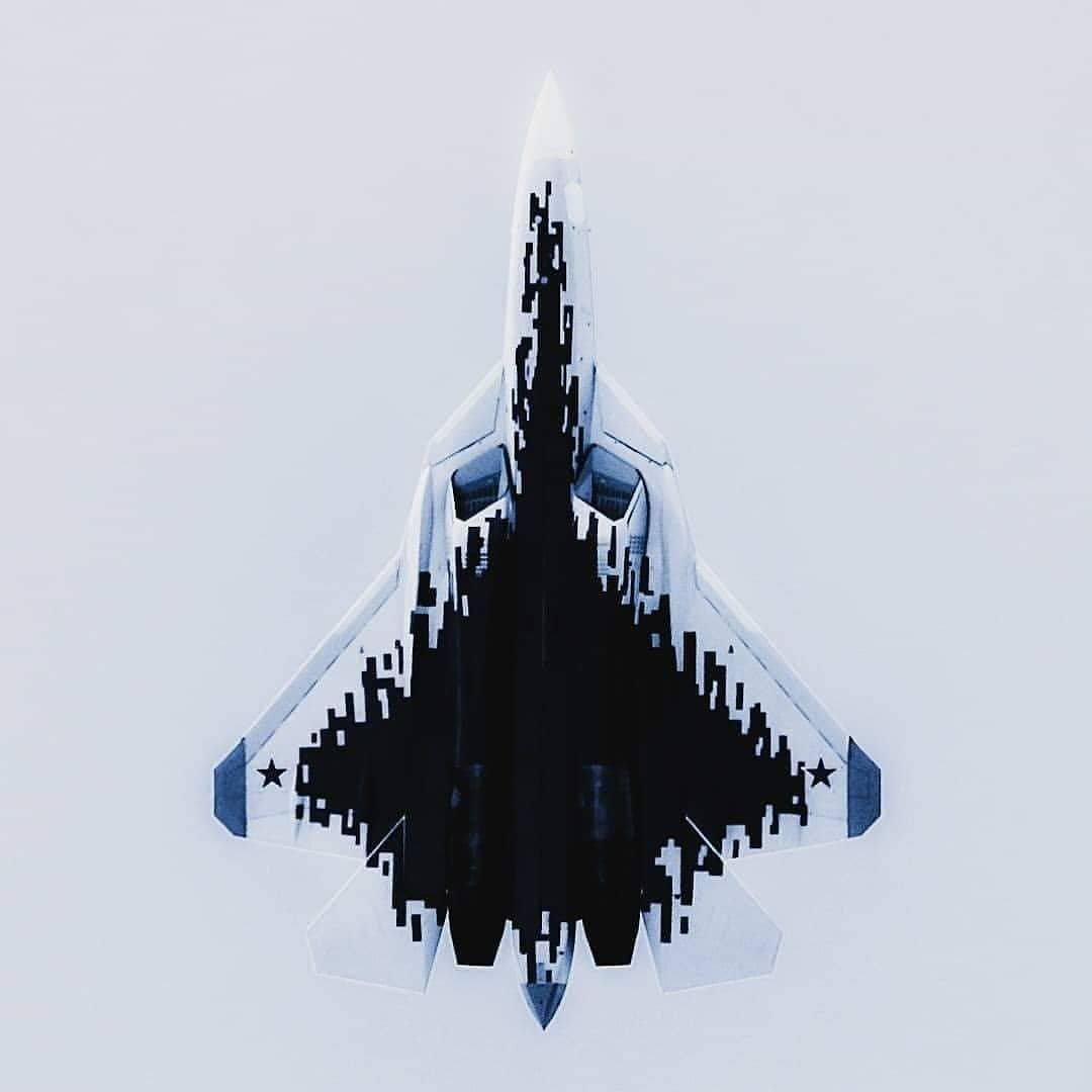 مقاتله Sukhoi T-50 PAK FA سيتغير اسمها الى Su-57  - صفحة 6 D1KD48TX4AM8OOZ