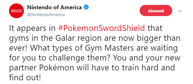 Pokemon Sword And Shield S Gym Leaders Are Called Gym Masters