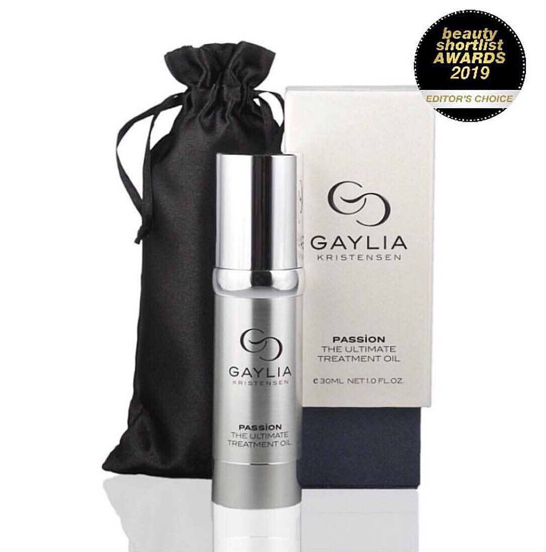 We are absolutely thrilled to announce that the GAYLIA KRISTENSEN - PASSION OIL has WON Editors Choice with @BeautyShortlist awards! #gayliakristensen #worcestershirehour #malvernhillshour