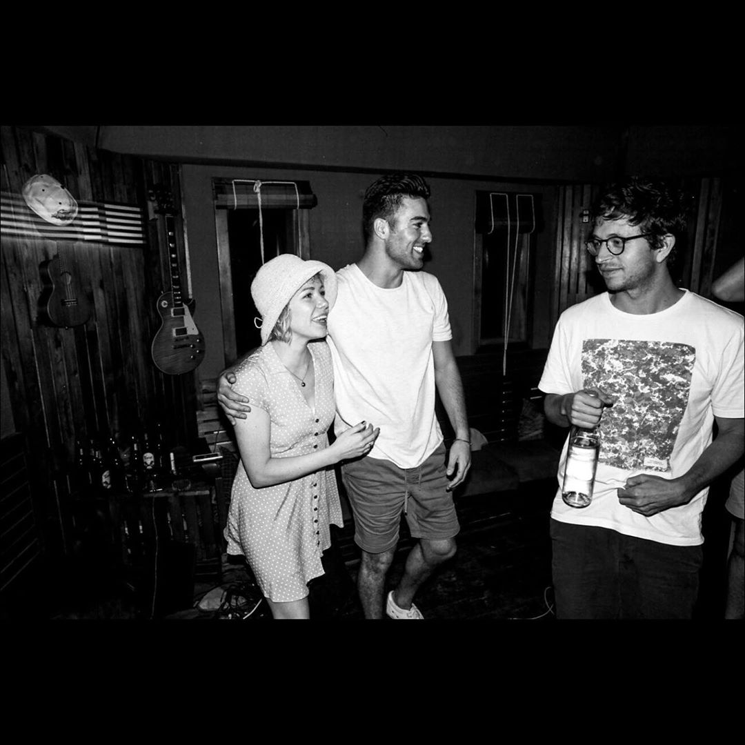 Tb to writing our tune in the Nica jungle! @CaptainCuts @ayokay #nowthatifoundyou �� @marcushaney https://t.co/aBJUdLcMua