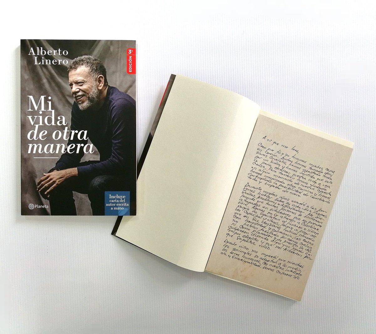 Sorteo #MiVidaDeOtraManera  ¿Quieres llevarte este libro a casa? Participar es muy fácil:   1 Síguenos y a @PLinero. 2. Da Like y RT, y cuéntanos qué cambio quieres hacer en tu vida.  No olvides usar #MiVidaDeOtraManera.  Dos ganadores al azar el 13/03. Válido sólo para 🇨🇴.