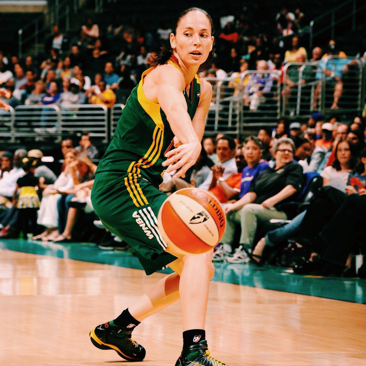 Sue Bird, 3x Olympic champion, 4x WNBA All-Star