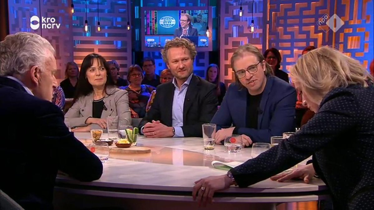 Jinek gemist? Cabaretier Jan Jaap van der Wal over zijn fascinatie voor België