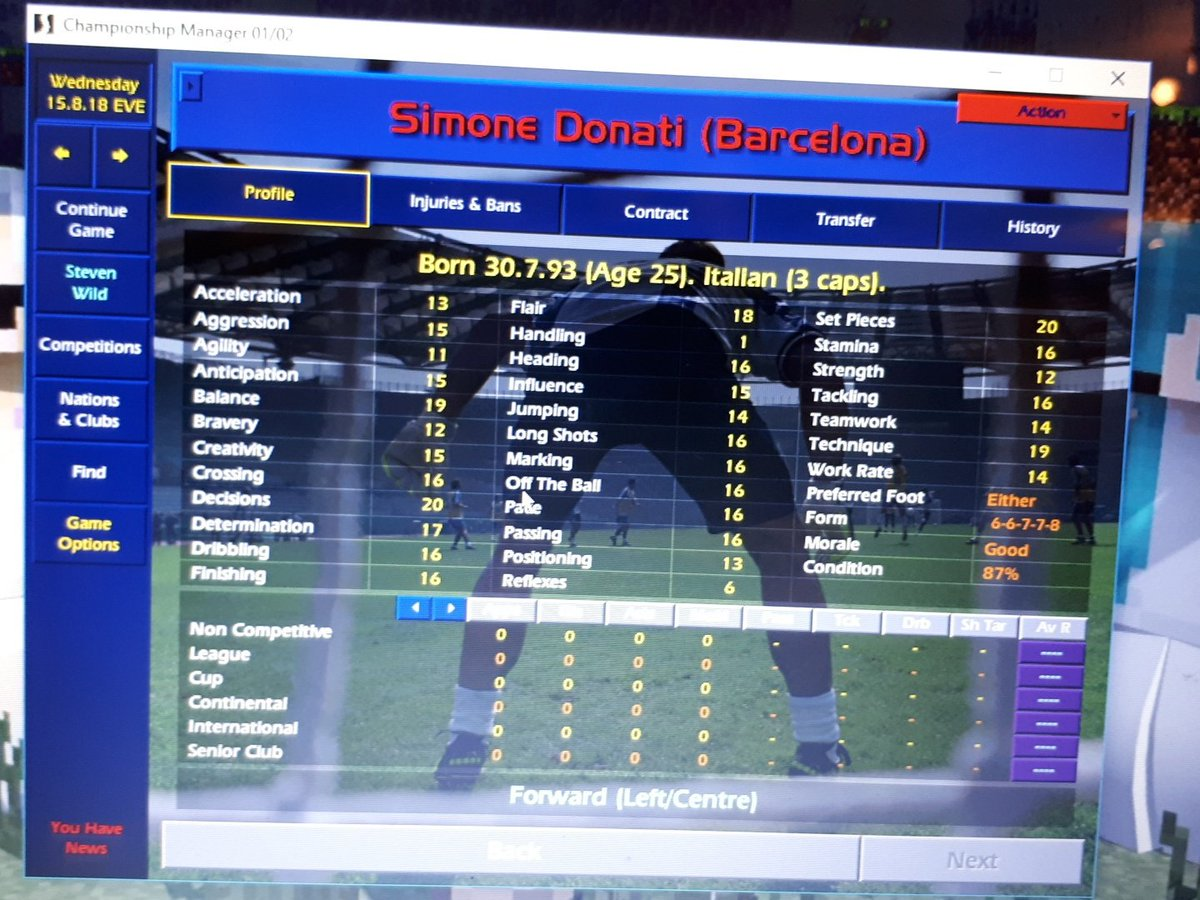 Guess the regen 8 with a side question.  What is the highest transfer you have ever seen? #CM0102