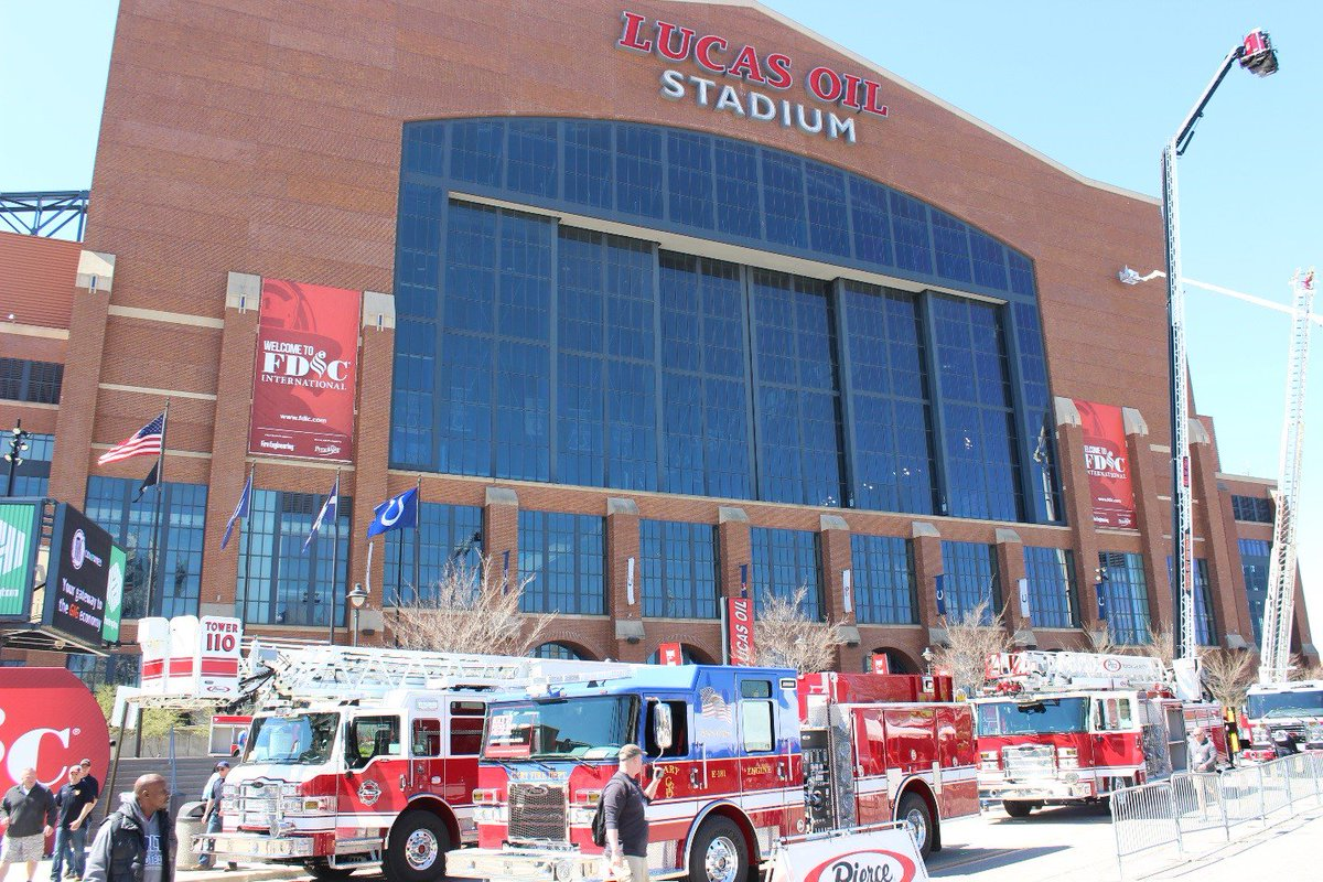 .@FDIC is back in Indy one month from today! #FlashbackFriday to #FDIC2018