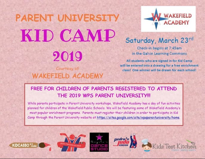 Parent Workshop In Wakefield March 11th >> Wakefield Parent University Parentwakefield Twitter