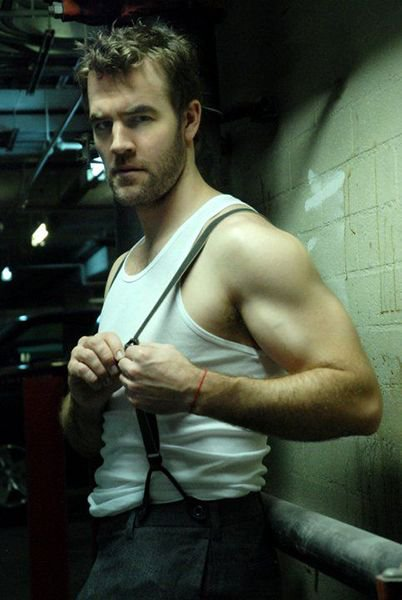 Happy Birthday to James Van Der Beek!