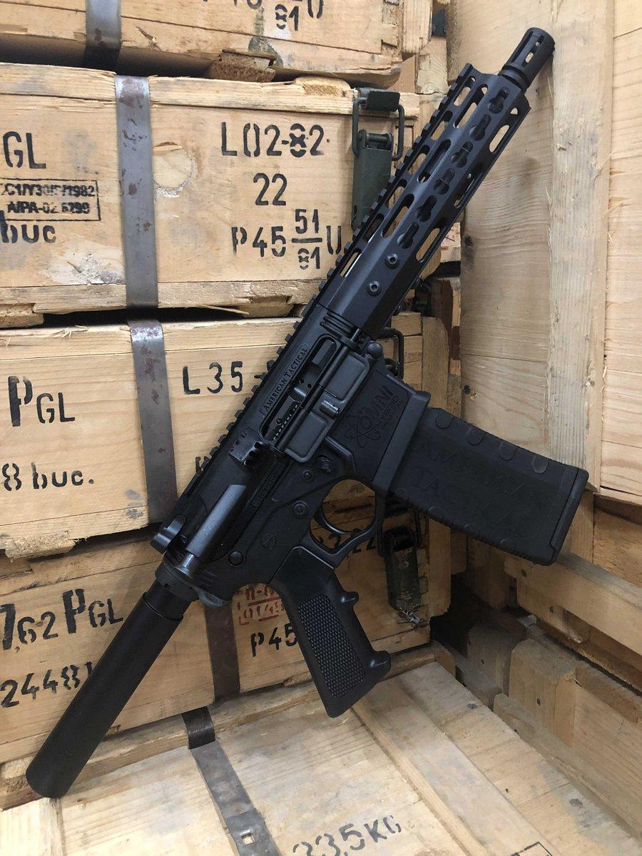 "Uživatel Classic Firearms na Twitteru: ""The ATI Omni Hybrid MAXX"