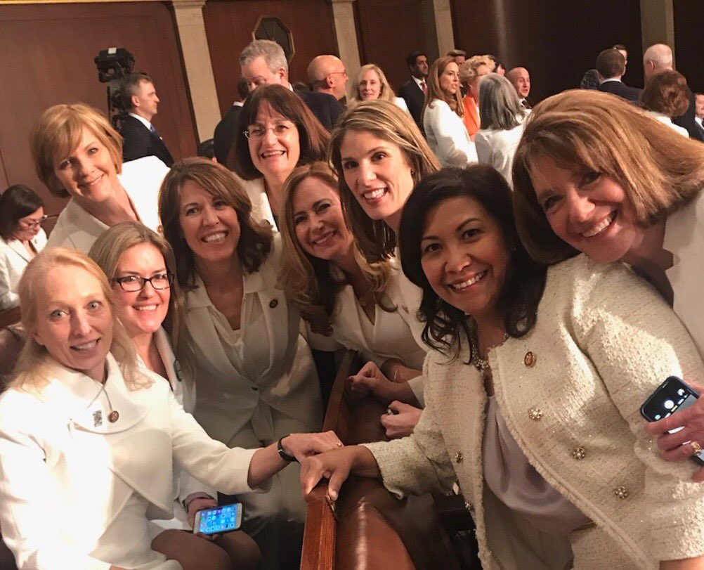 Women in the house! Celebrating and recognizing our work on #InternationalWomansDay
