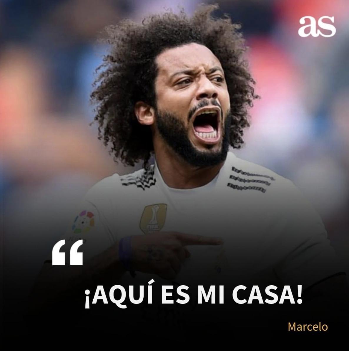 Marcelo manda mensaje en medio de los rumores. 📲⚽️