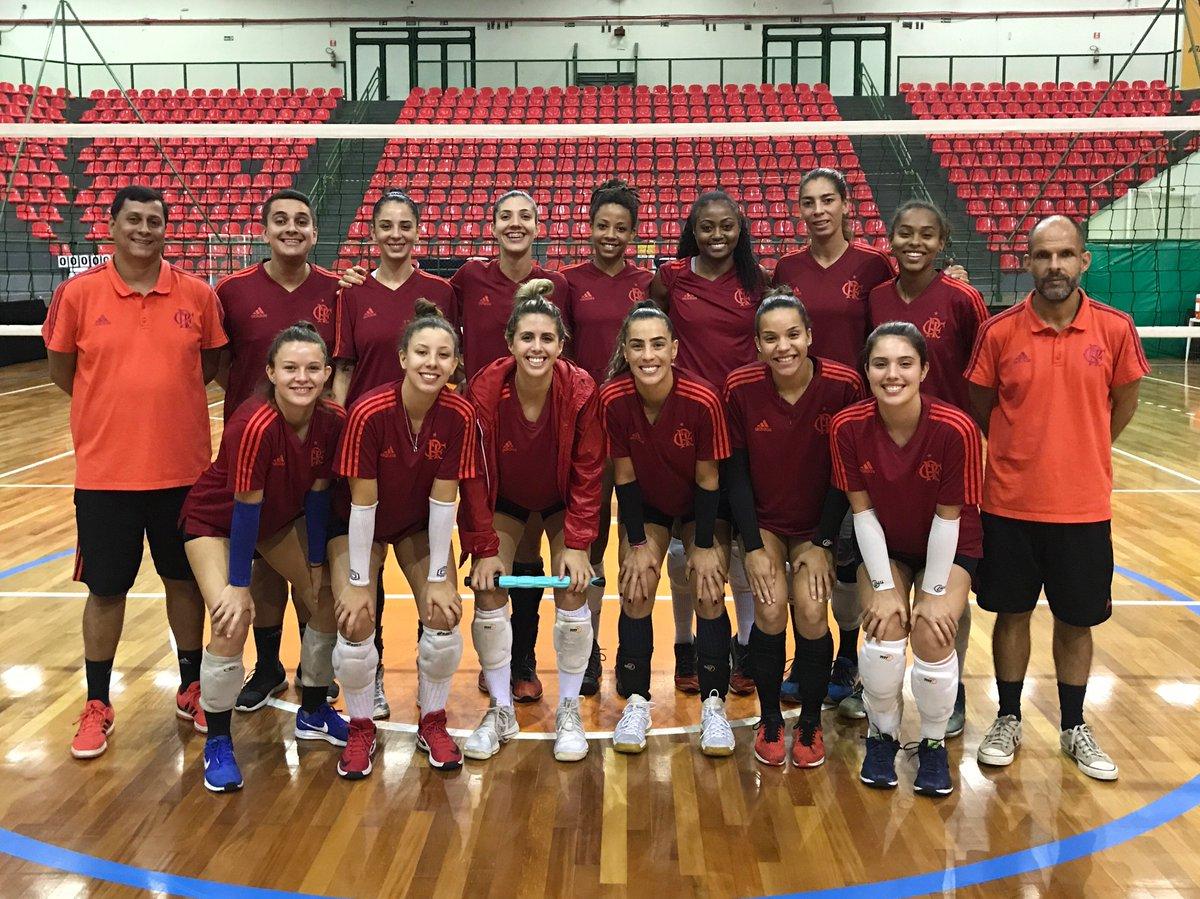 Time Flamengo's photo on É de Casa