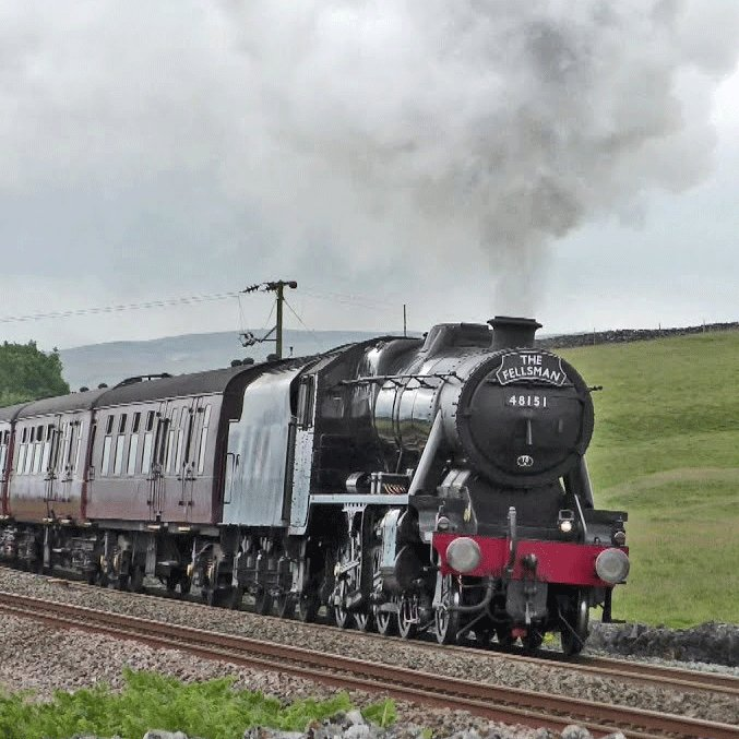 Whats on Appleby in Eden Valley: The Steam Train Arrives