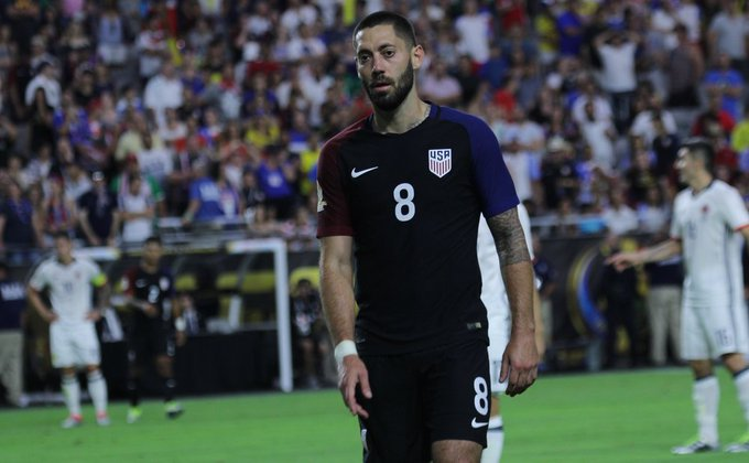 Happy birthday to an American footballing idol.  What is your favourite Clint Dempsey moment?