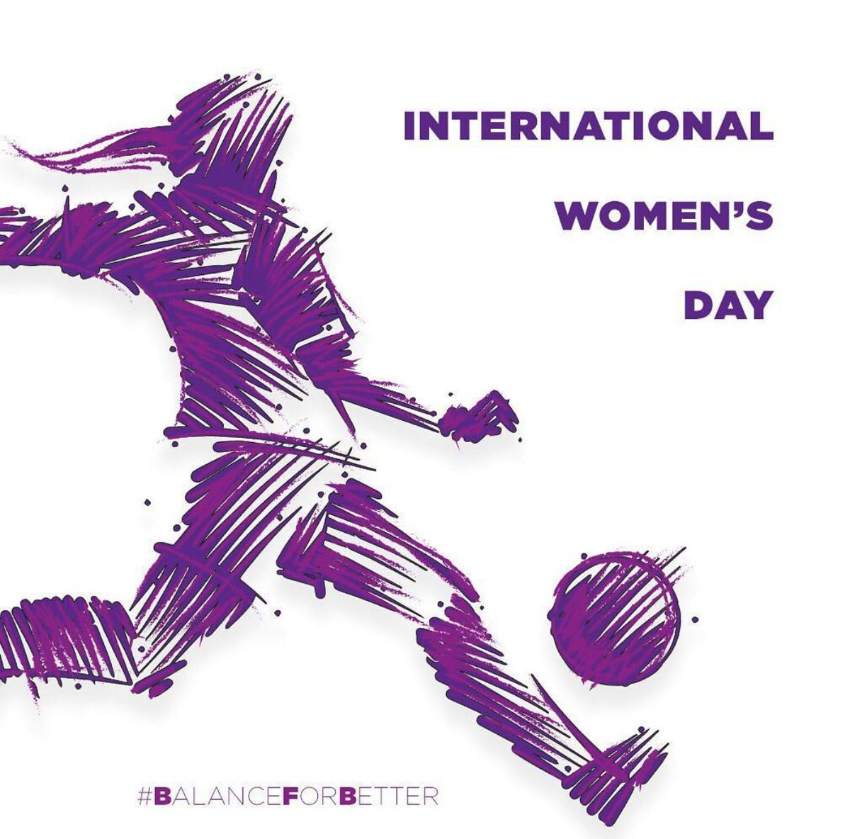"""""""Celebrating diverse imagery of women challenges stereotypes, broadens perceptions and reflects the vibrant and varied communities in which we live and work worldwide."""" - Glenda Slingsby, Partnerships Director for International Women's Day  #BalanceforBetter #IWD2019"""