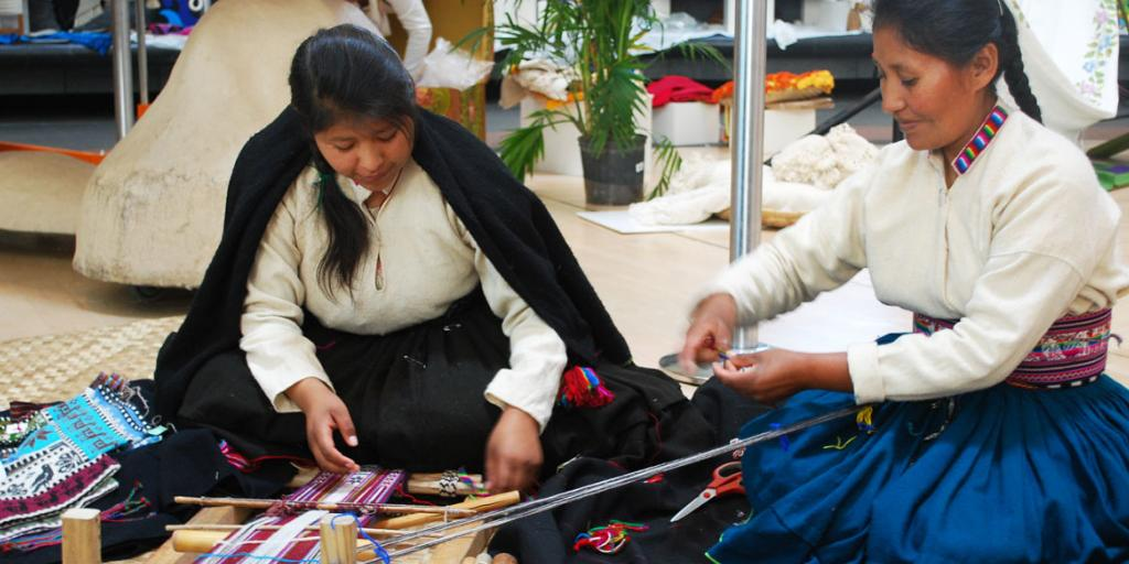International Women's Day, Bolivian women artisans are building admin,  marketing & production capacity to sell more handmade crafts &to become  self-reliant, ...