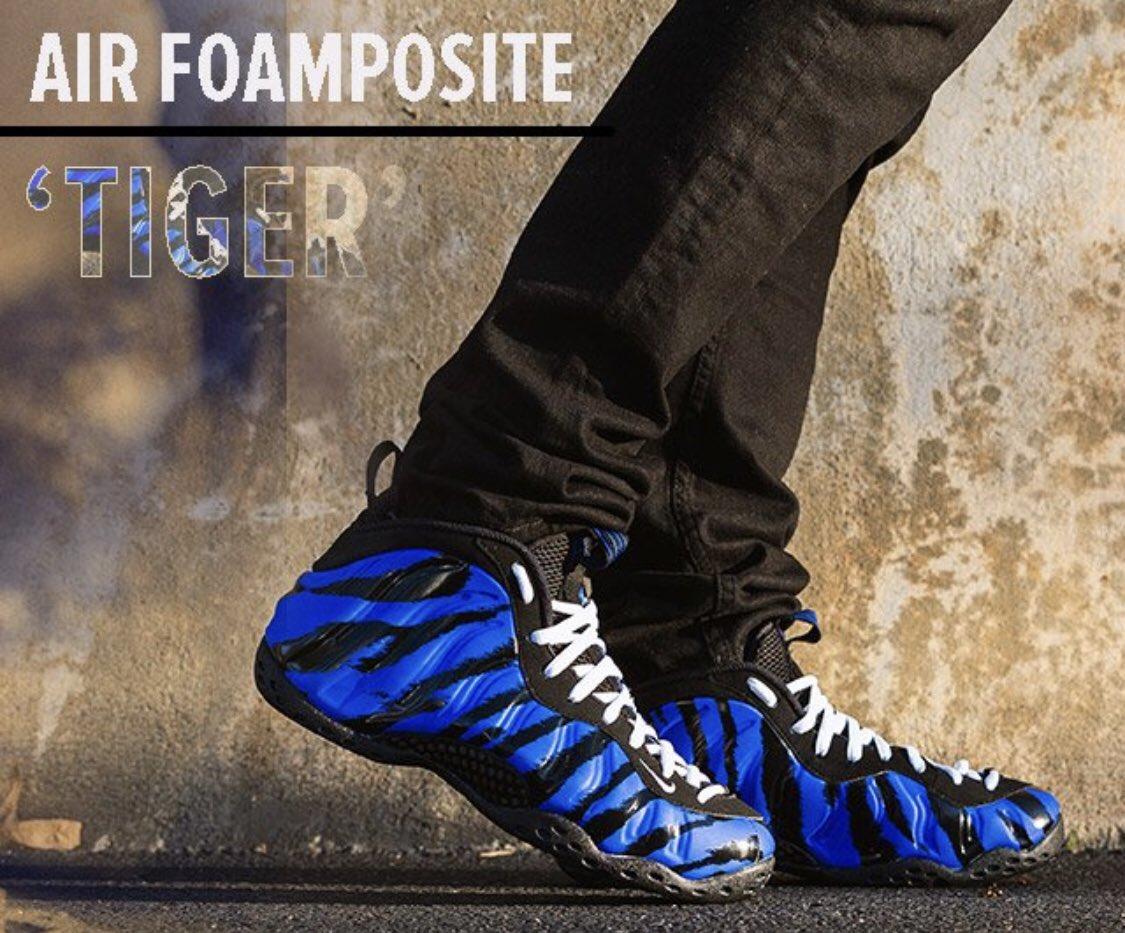 Video: Nike Air Foamposite One ElectrolimeGolden State ...