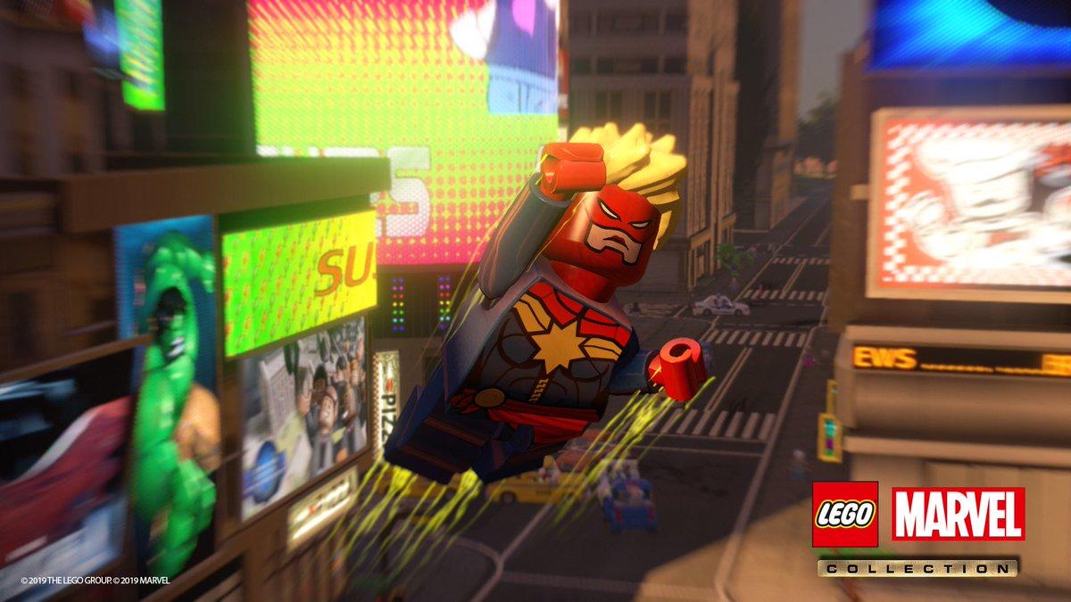 LEGO Marvel Collection (@LEGOMarvelGame) | Twitter