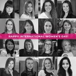 Image for the Tweet beginning: Happy International Women's Day to