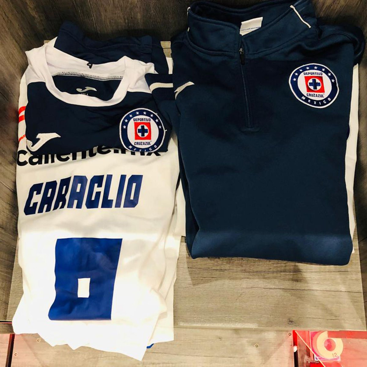 CRUZ AZUL FC ®'s photo on Estadio Jalisco
