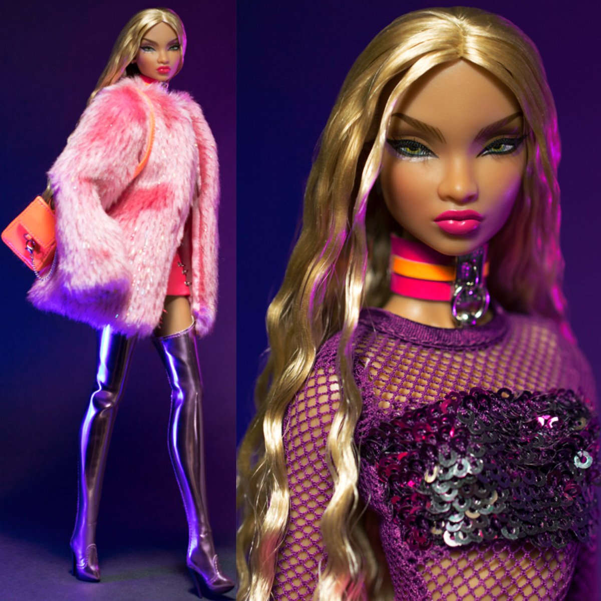 Картинки по запросу Integrity Toy 2018 NU. Face Supernova Colette Duranger Doll