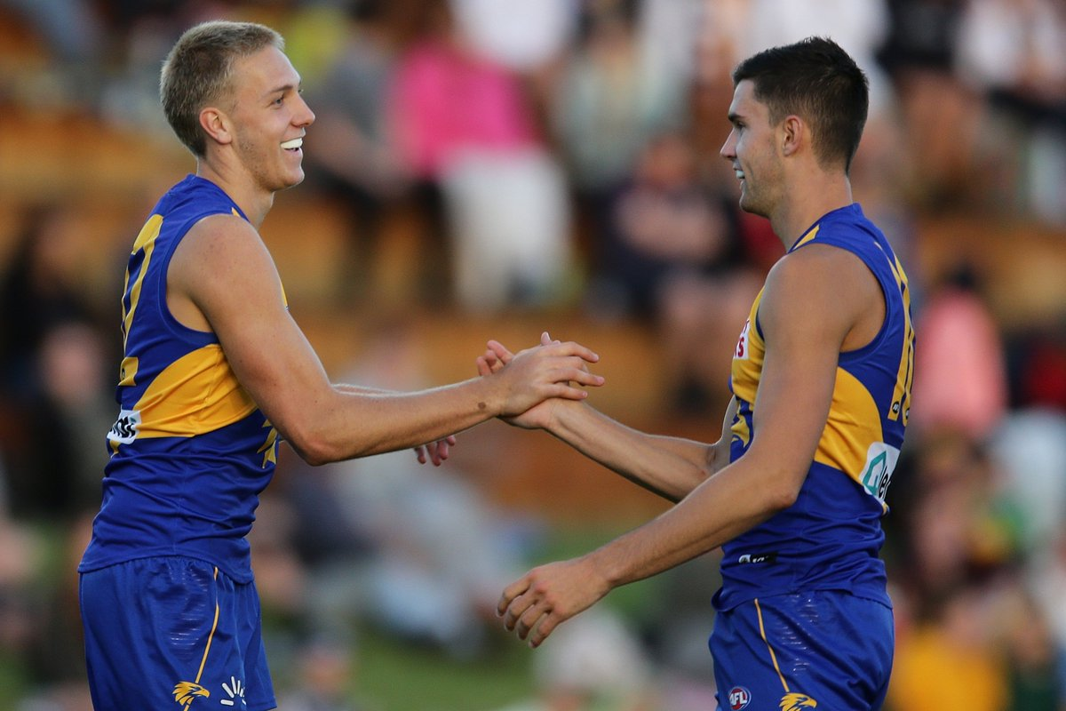 9c7a2320307 West Coast Eagles on Twitter: