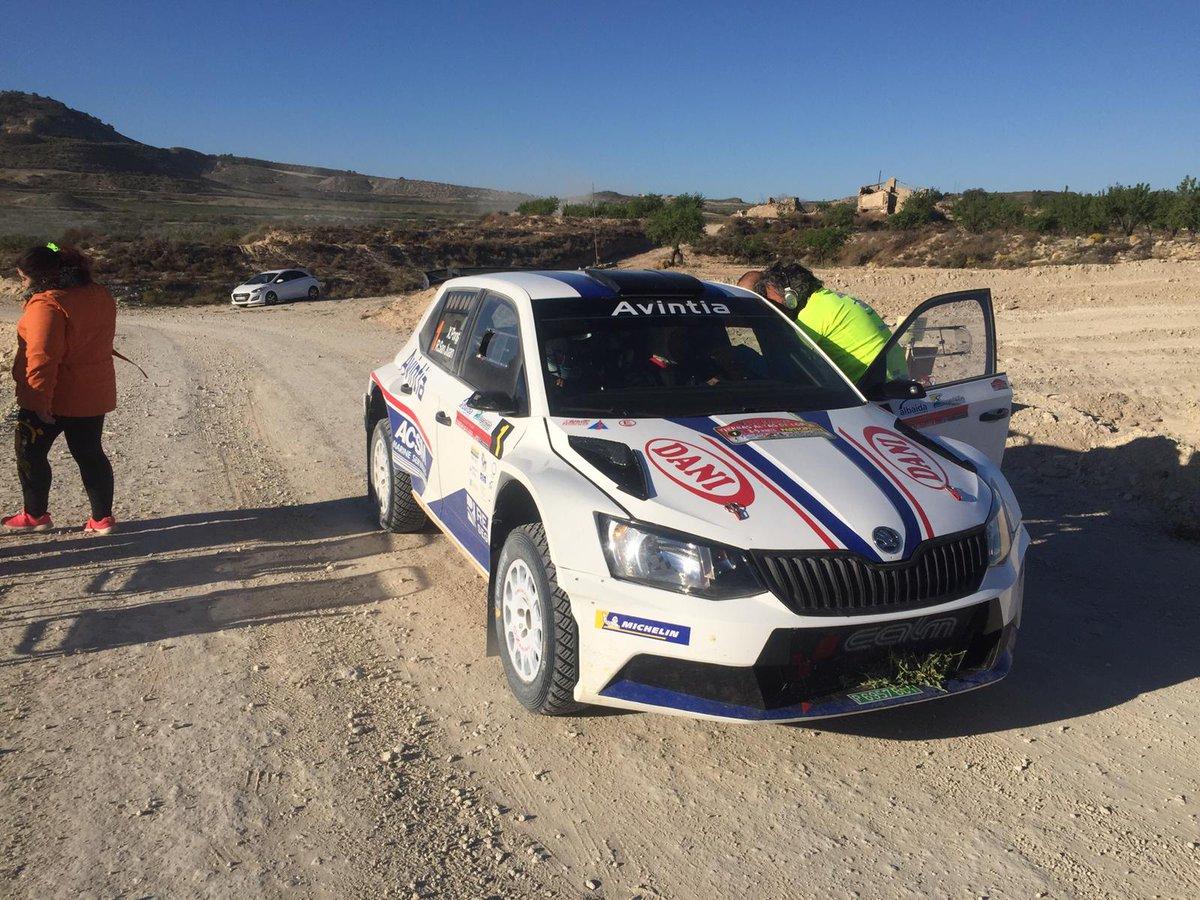 SCER + CERT: VIII Rallye Tierras Altas de Lorca [8-9 Marzo] D1M8evoWoAE8bVH