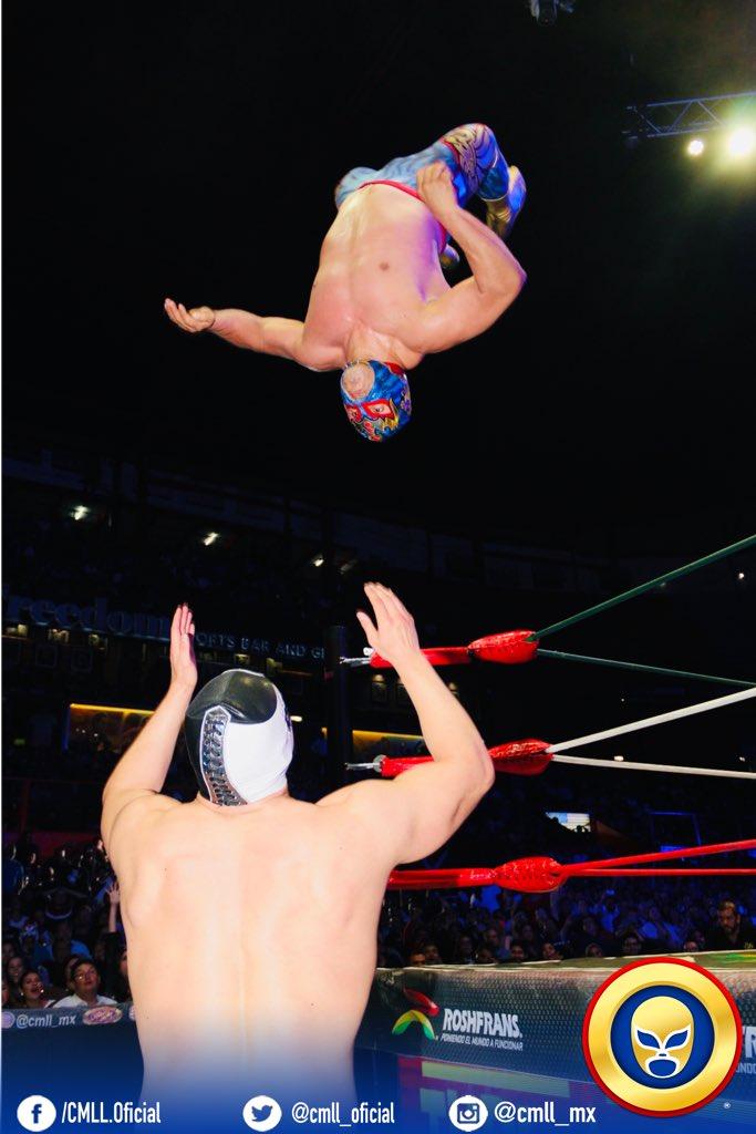 CMLL: Una mirada semanal al CMLL (Del 7 al 13 de marzo de 2019) 3