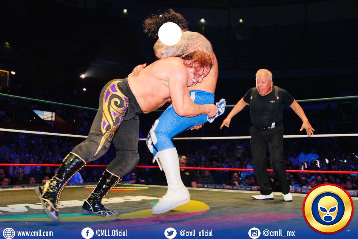 CMLL: Una mirada semanal al CMLL (Del 7 al 13 de marzo de 2019) 4