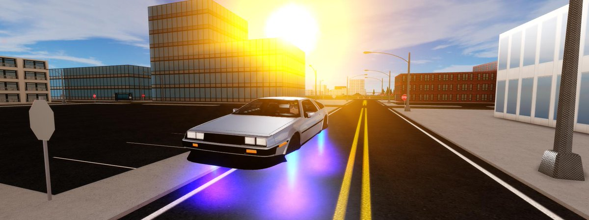 Xvortexinator On Twitter The Recently Released Flying Dmc Delorean