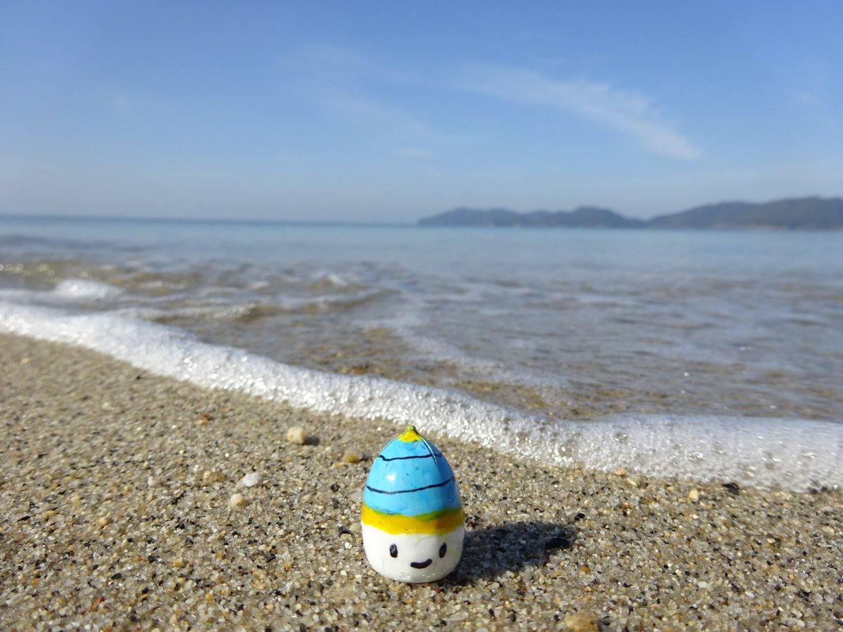ぽかぽか♬ きらきら✨ https://t.co/096xXBkn5k  虹ヶ浜