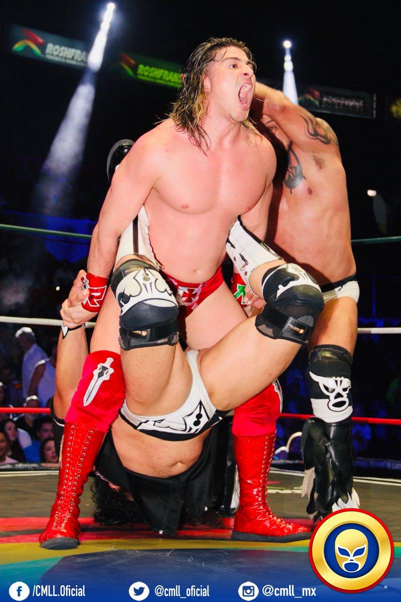CMLL: Una mirada semanal al CMLL (Del 7 al 13 de marzo de 2019) 5