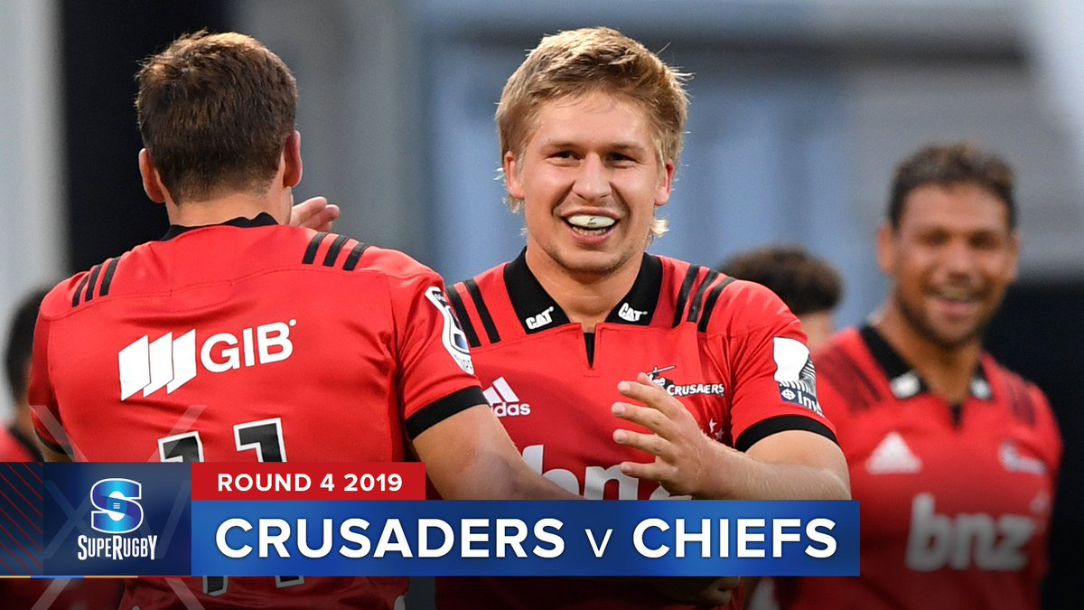 Super Rugby's photo on Chiefs