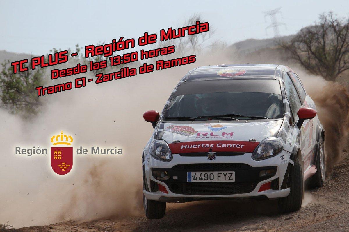 SCER + CERT: VIII Rallye Tierras Altas de Lorca [8-9 Marzo] - Página 2 D1N5kuyWoAI1zkG