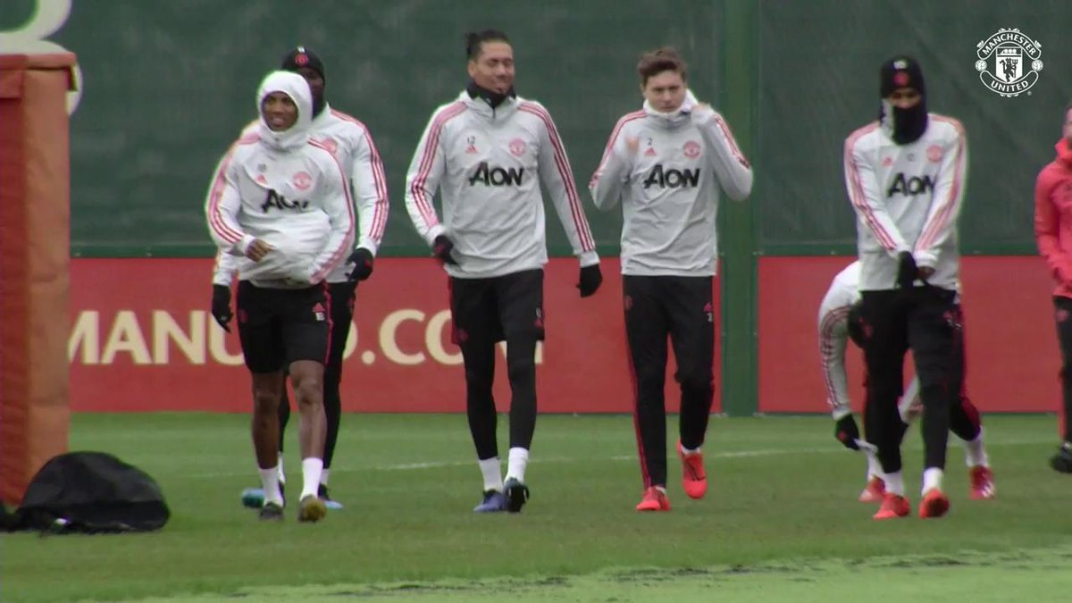 🎥 There's a lot to love about this — footage from Friday's training session is 👌