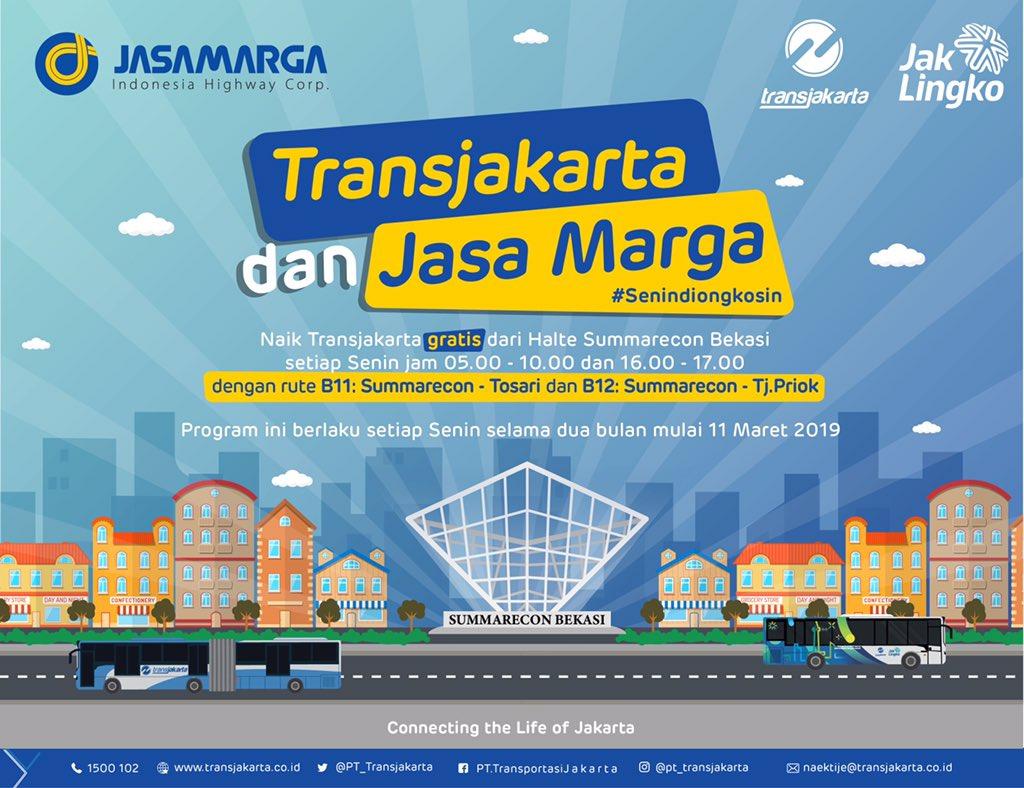 Transportasi Jakarta On Twitter Rute 8d Blok M Joglo Merupakan