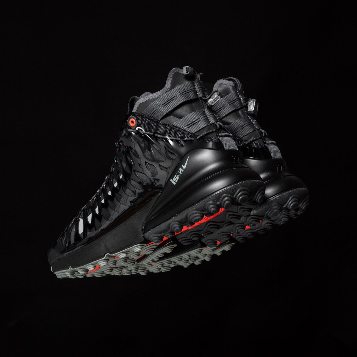 Nike Air Max 270 ISPA Black Anthracite