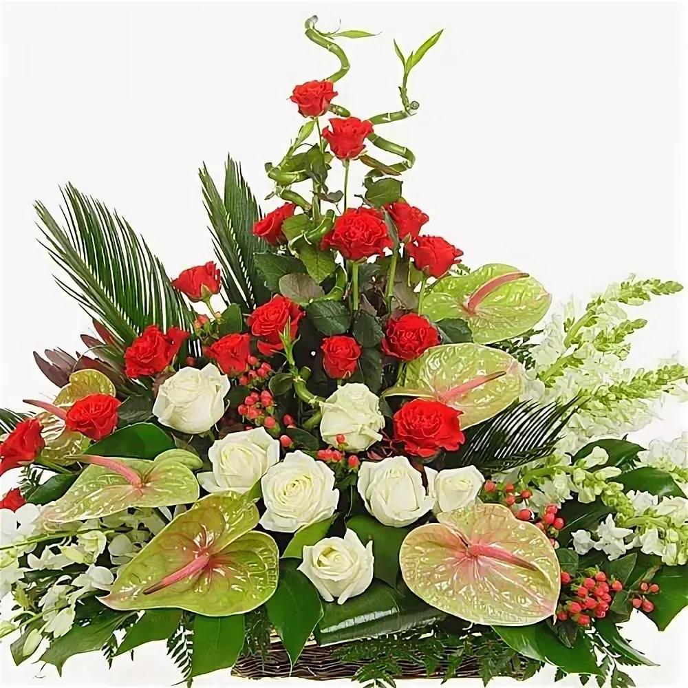 Открытки цветы для мужчины на день рождения