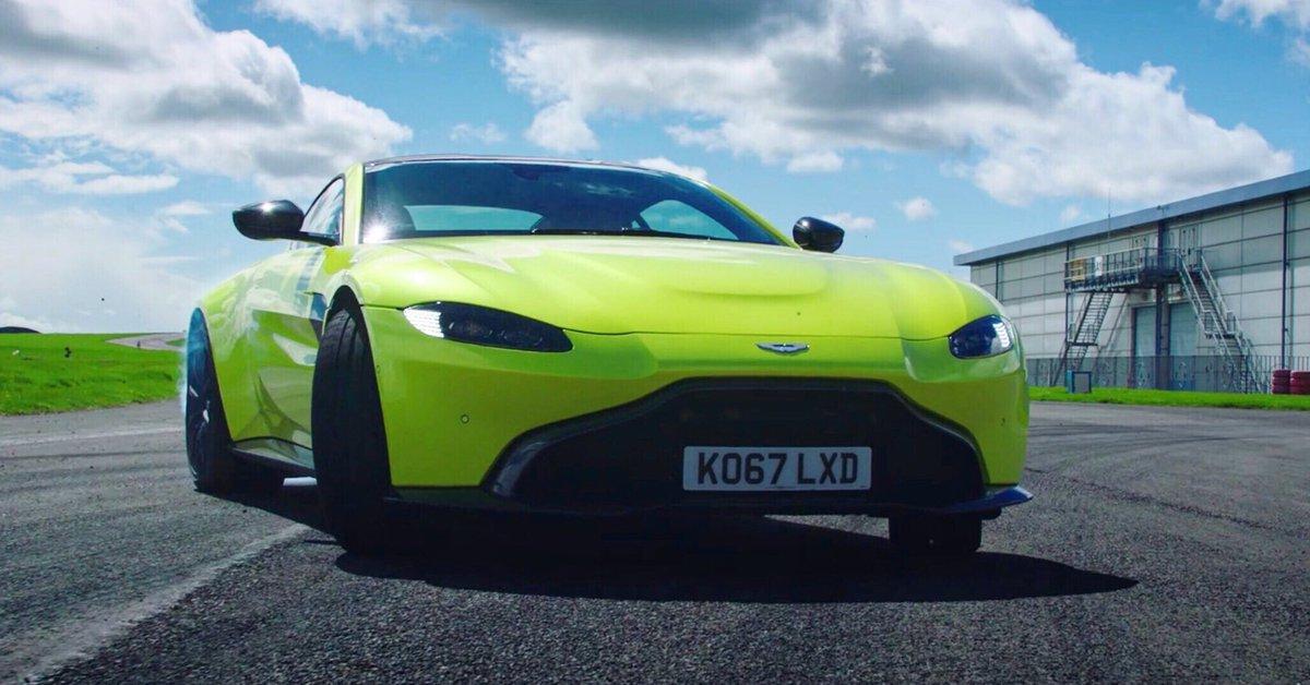 RT @AbbieEaton44: The Aston Martin…