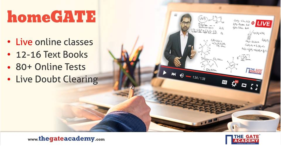GATE-2020/21: Make your chances better in the GATE exam with THE GATE ACADEMY's GATE courses!  Click to view courses >> http://bit.ly/GATE_Courses  #GATE2020 #GATE2021 #GATEonlinecoaching #GATEcourses #GATEpreparation #Engineering #thegateacademy #gate2020classes #gate2020batches pic.twitter.com/rbLKiLcQq2
