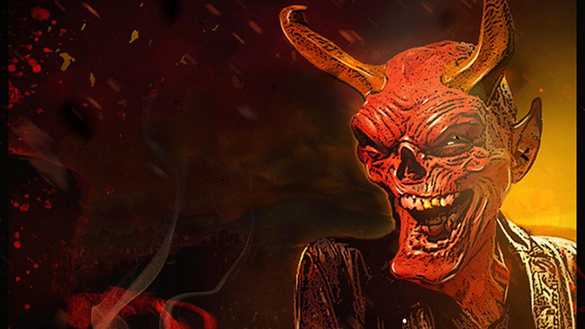 Дьявол новые картинки