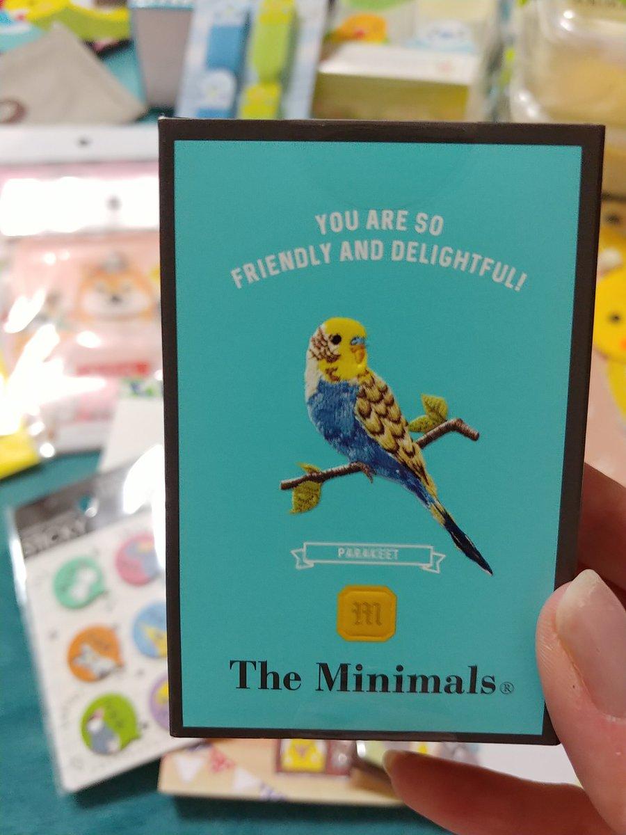 test ツイッターメディア - 今日はセリアにお買い物へ♪これでもかっ、というほど鳥グッズが✨社員さんに鳥好きさんがいるのかな…!頻繁に行けないので大人買い✨満足(写真に収まりきらないほど…) そしてイオンでインコチョコも買いましたぴよちゃん達お留守番ありがとう #インコ #セリア #チョコ https://t.co/ZCbJl0x0r6