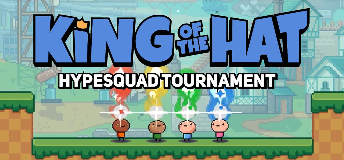 Tune in live to the King of the Hat Tournament and watch the top 16 players in each HypeSquad house dual it out for a custom @NZXT PC http://twitch.tv/discordapp